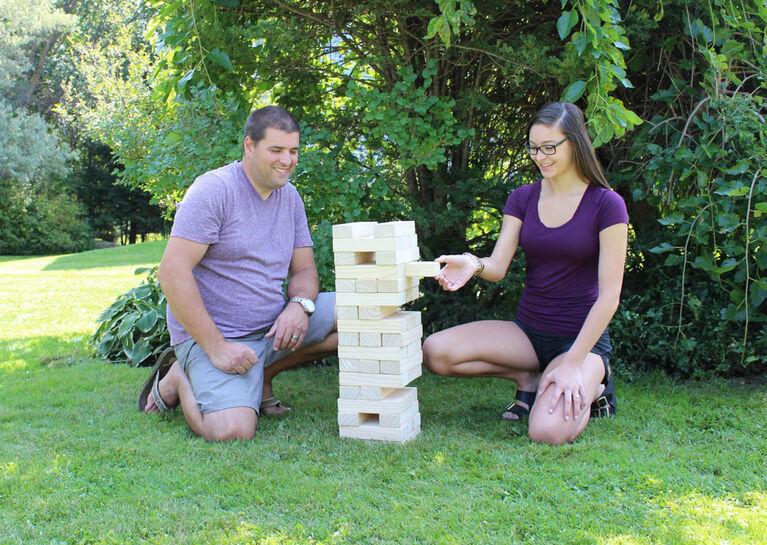 Giant Tumbling Blocks Family Series-