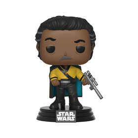 Figurine en vinyle Lando Calrissian par Funko POP! Star Wars Rise of Skywalker