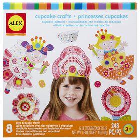 ALEX  Little Hands Cupcake Craft