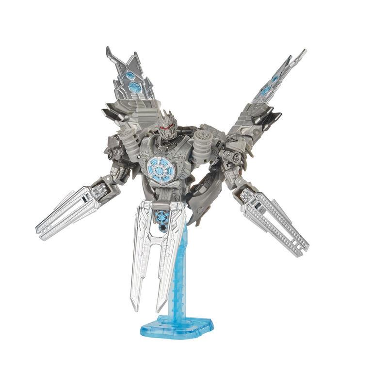 Transformers Studio Series 62 : La Revanche, figurine Soundwave Deluxe de 11 cm