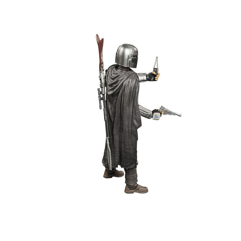 Star Wars The Black Series - Din Djarin (le Mandalorien) et L'Enfant - Notre exclusivité