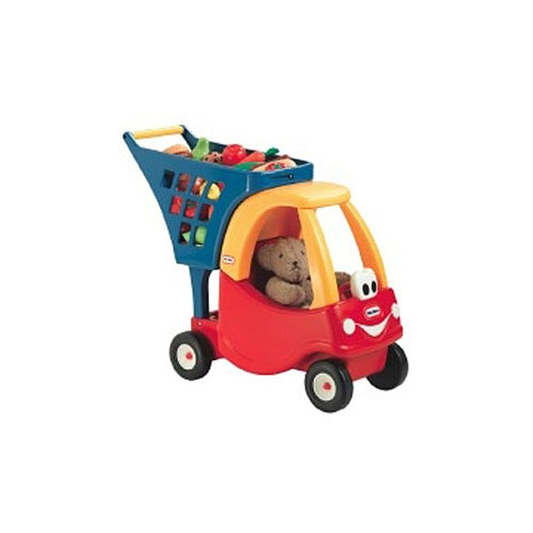 Little Tikes - Cozy Shopping Cart