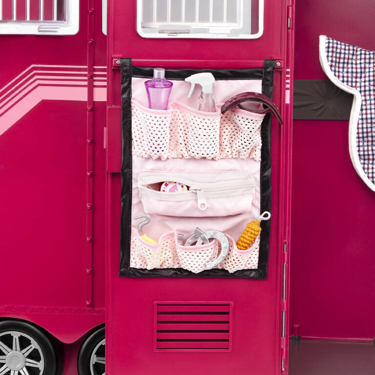 Our Generation, Mane Attraction Horse Trailer for 18-inch Dolls