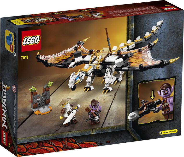 LEGO Ninjago Le dragon de Wu 71718