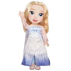Frozen 2 Feature Elsa Doll