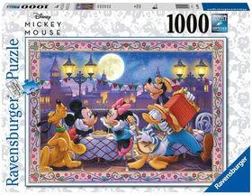 Ravensburger - Disney - Mickey en mosaïque casse-têtes 1000pc