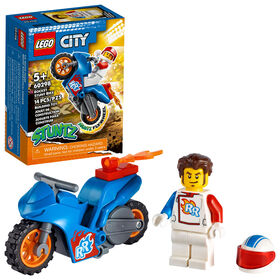 LEGO City Stuntz Rocket Stunt Bike 60298