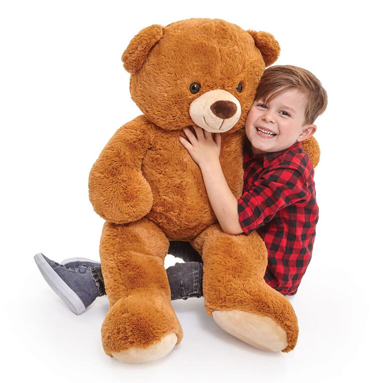 "Snuggle Buddies Bertie 39"" Giant Teddy Bear"