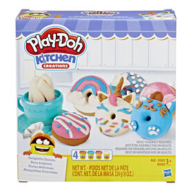 Play-Doh Kitchen Creations - Ensemble Bons beignets