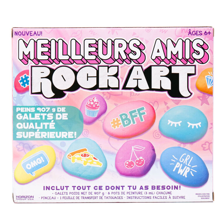 Rock Art Meilleures copines