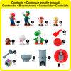 Epoch Games Super Mario explose ! Jeu d'équilibrage Shaky Tower avec figurines d'action Super Mario à collectionner - Édition anglaise
