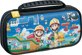 Nintendo Switch Lite Mario Maker 2 Travel Case