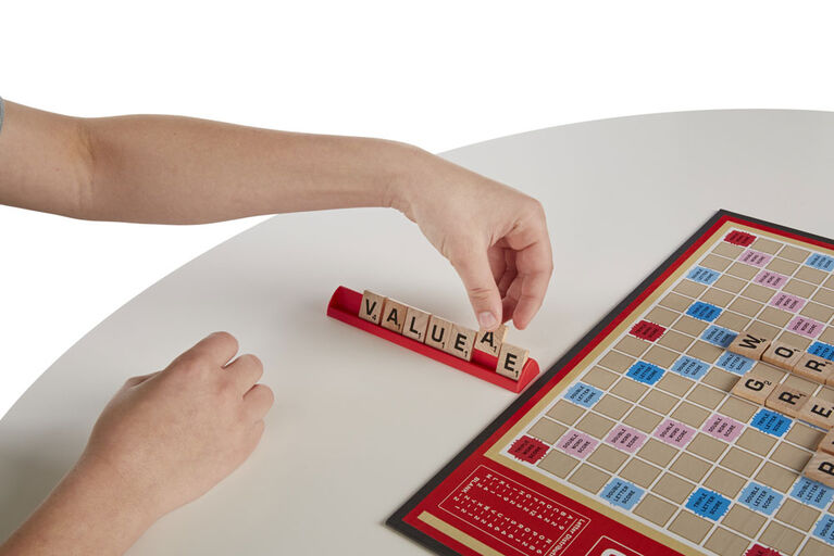 Jeu Scrabble (version anglaise)