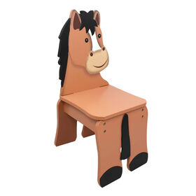 Fantasy Fields - Happy Farm Chair - Horse
