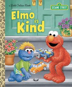 Elmo Is Kind (Sesame Street) - Édition anglaise