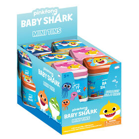 Baby Shark Surprise Mini Tins