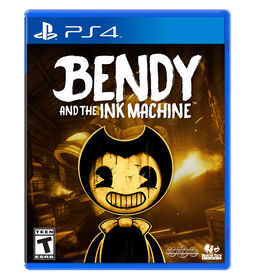 PlayStation 4 Bendy and The Ink Machine