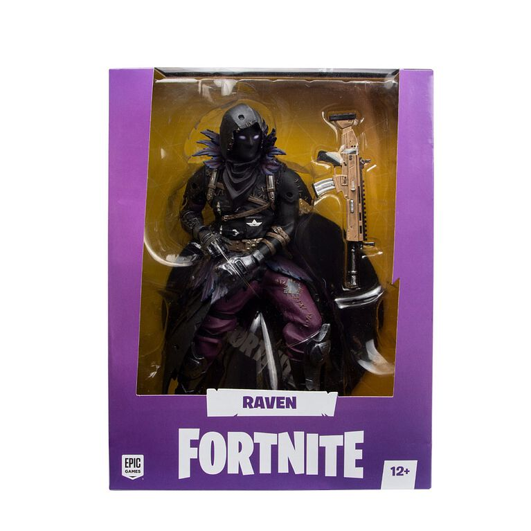 Fortnite Raven 11 inch Action Figure