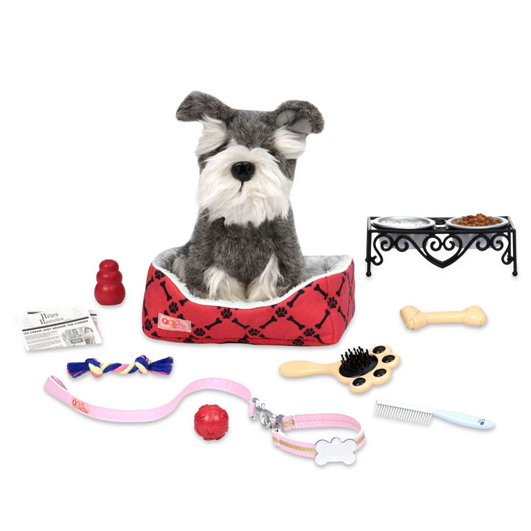 Our Generation, Pet Care Playset for 18-inch Dolls