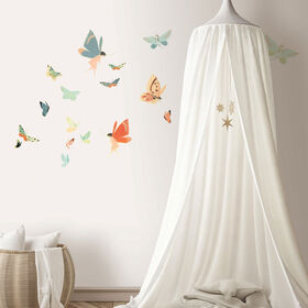 Dream World Peel & Stick Wall Decals