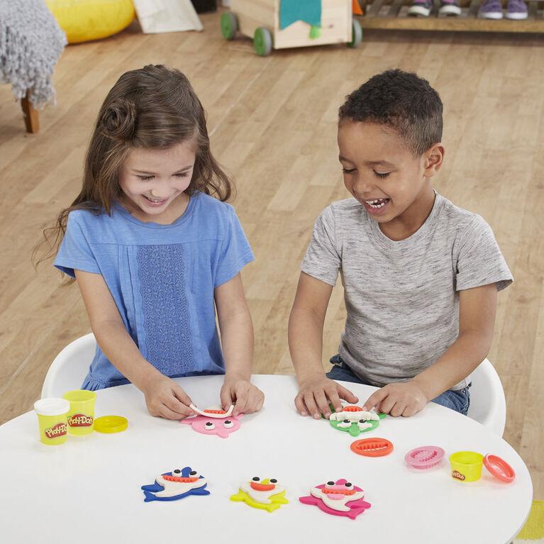 Play-Doh Pinkfong Baby Shark Set