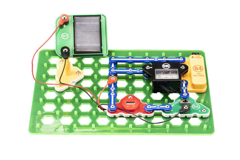 SNAP CIRCUITS Green Energy - Édition anglaise