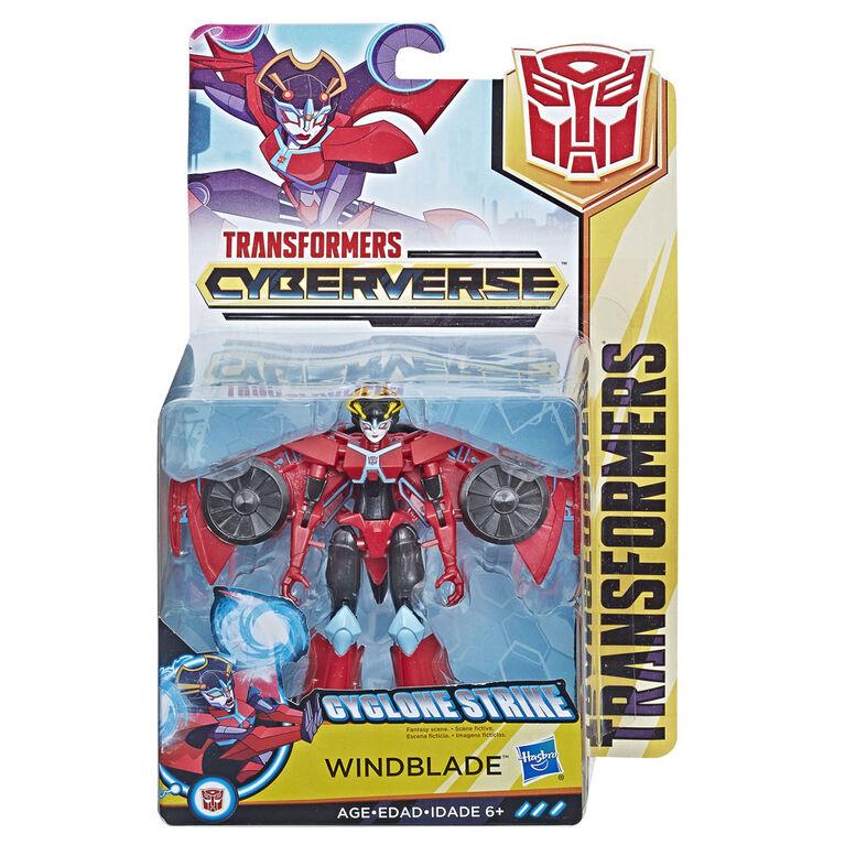 Transformers Cyberverse Warrior Class Windblade