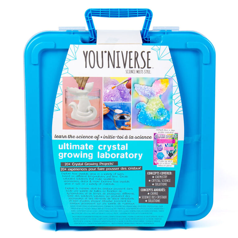 You'Niverse Crystal Growing Set