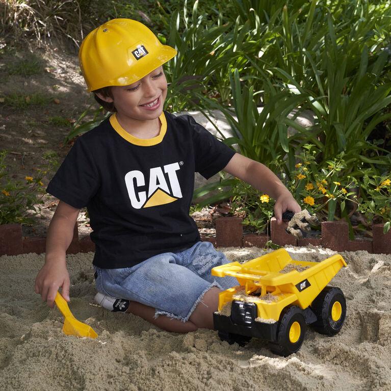 Cat Construction Fleet Sand Dump Truck