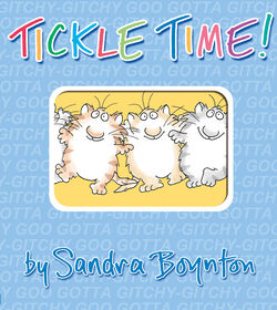 Tickle Time! - English Edition