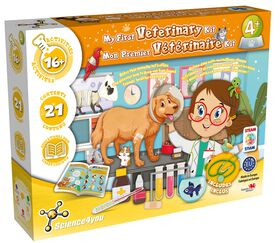 Science4You - My First Veterinarty Kit