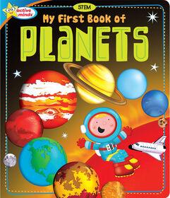 Mon Premier Livre: Les Planètes - Édition anglaise