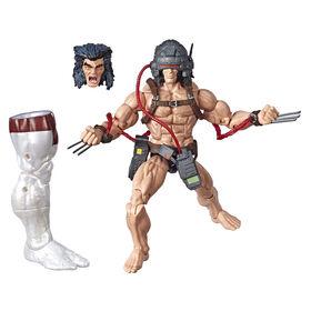 Série Marvel Legends - Figurine Weapon X (collection X-Men) de 15 cm.