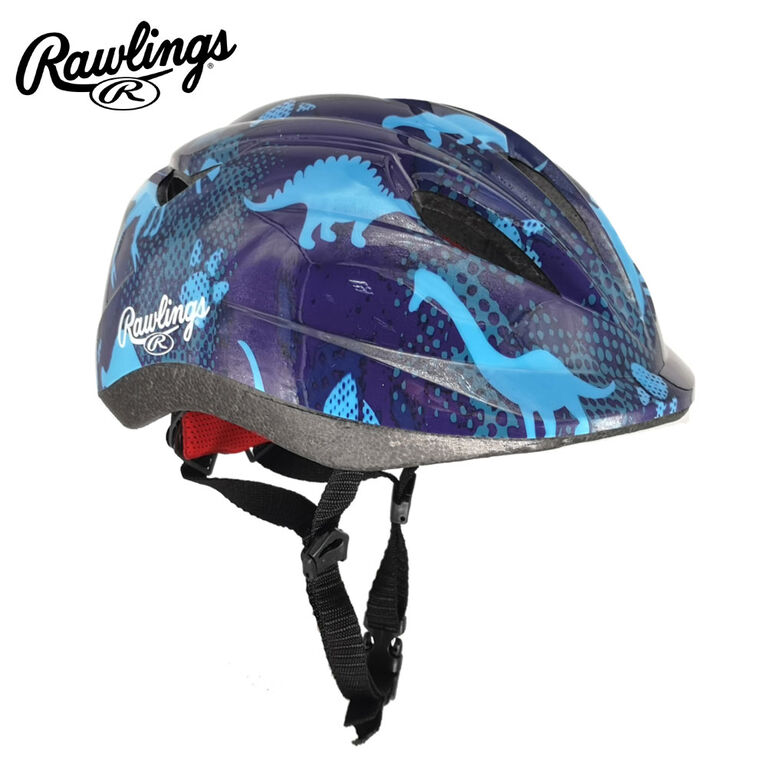 Rawlings Bike Helmet-Child/Youth Aj Blue