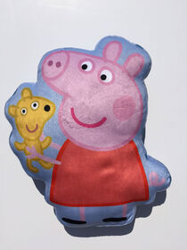 Coussin peluche Peppa Pig