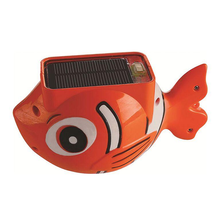 Blue Wave - Sun Fish Solarfloating Pool Light