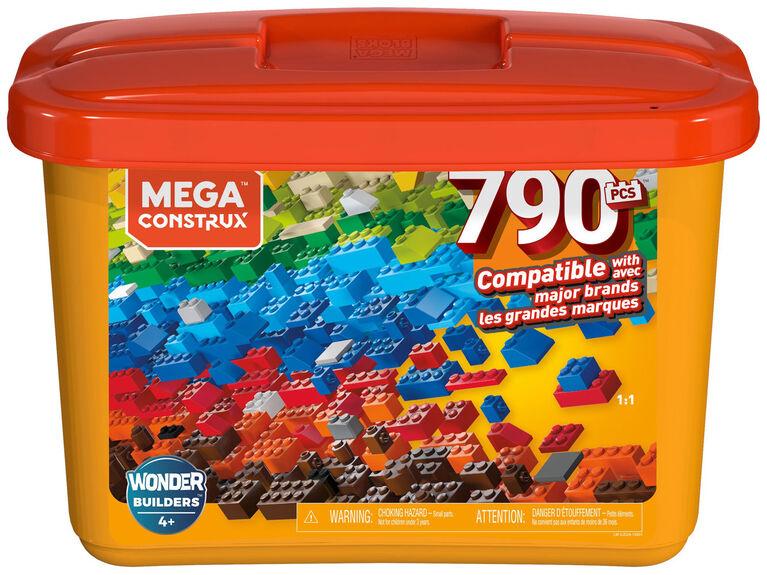Mega Construx - Constructeurs de merveilles - 790 pièces