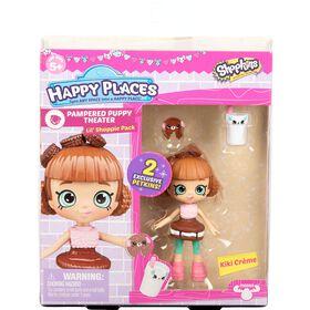 Shopkins Happy Places S3 Lil' Shoppie Pack: Kiki Crème