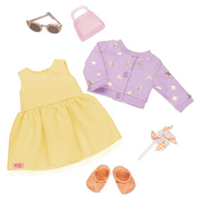 Our Generation, Sunshine & Stars, Summer Dress for 18-inch Dolls