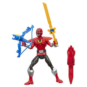 Power Rangers Beast Morphers: Beast-X Red Ranger 6-inch - inspired by the Power Rangers TV Show