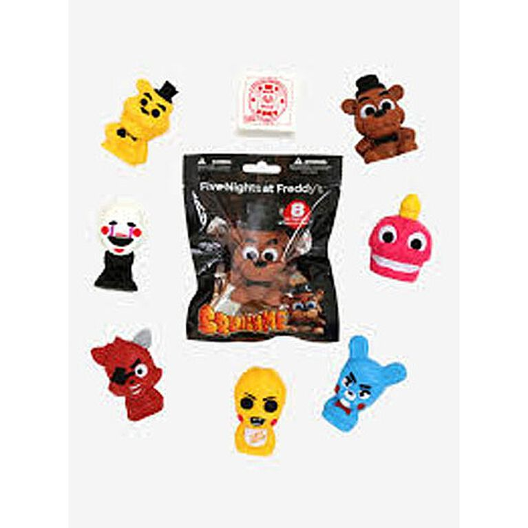 Five Nights At Freddy S Squishmes Toys R Us Canada