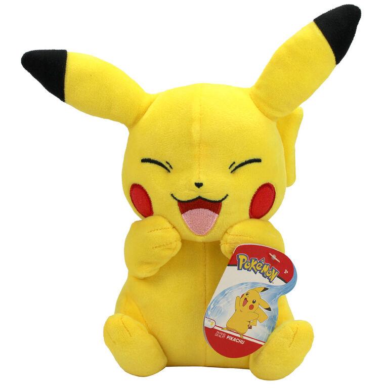 "Pokémon 8"" Plush - Pikachu"