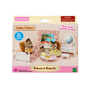 Calico Critters - Bedroom & Vanity Set