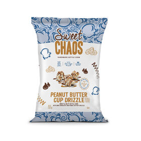 Sweet Chaos Peanut Butter Cup Popcorn