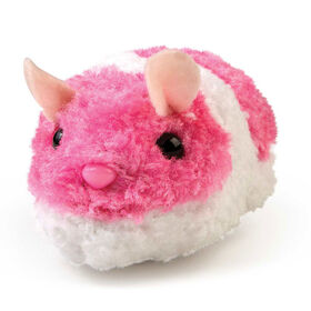 Pitter Patter Pets Busy Little Hamster Neon - Pink - English Edition