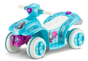 Disney Frozen 6 Volt Toddler Quad by Kid Trax