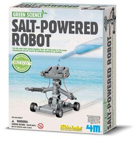 Salt Water Robot - English Edition