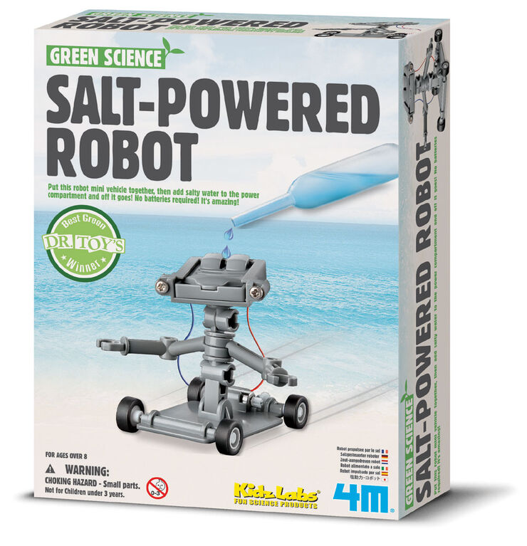 Salt Water Robot