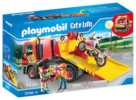 Playmobi Towing Service 70199