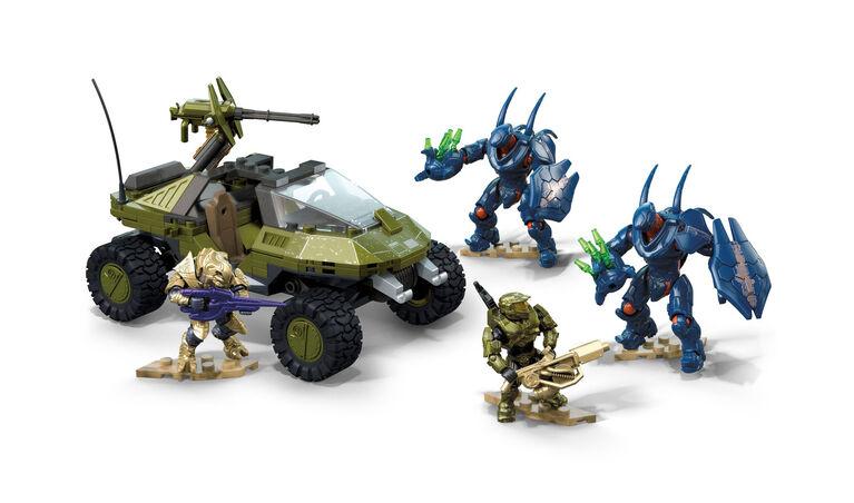 Mega Construx - Halo - Attaque Du Warthog